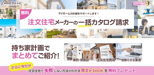 可愛らしいサイトが特徴の持ち家計画