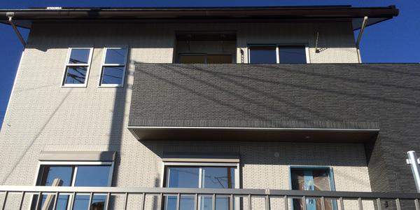 実際完成したクレバリーホームの写真