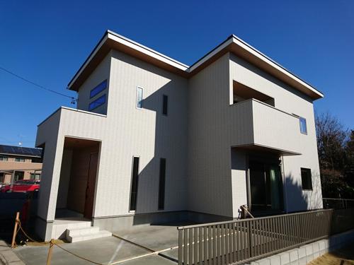 愛知県稲沢市にQULAXIAを建てた(クラシスホーム)