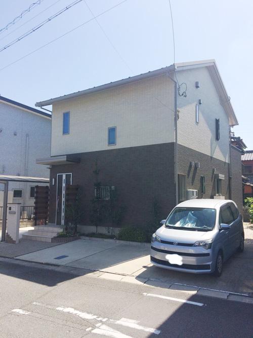 春日井市に注文住宅クラシテを建築!(サンヨーホームズ)