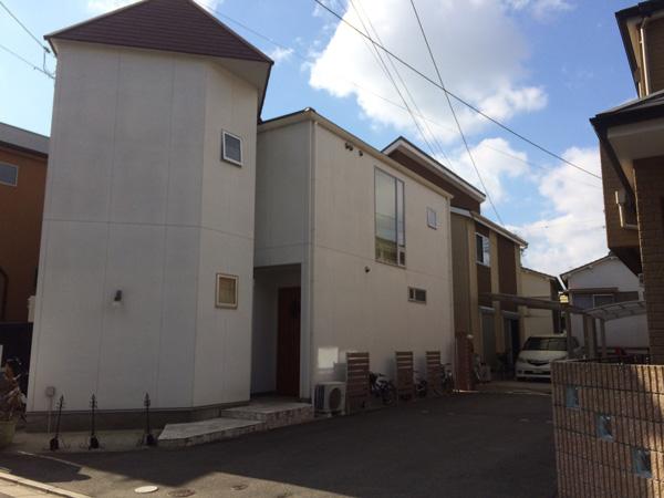 建築費用は1,800万円ローコスト住宅(KENZO設計工房)
