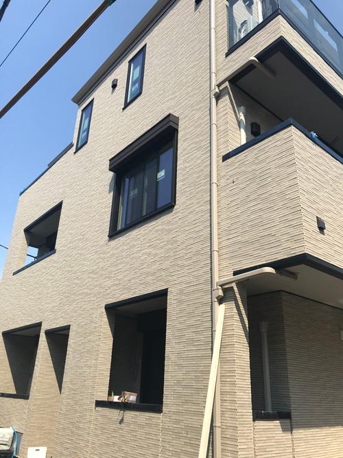 8,500万円の家を台東区に建設(ダイワハウス)