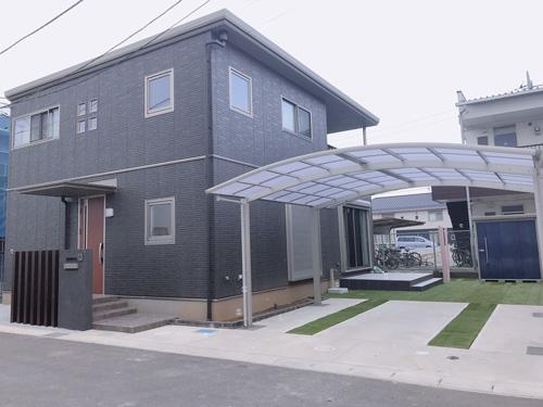 東金市に3,600万円の注文住宅(セキスイハイム)