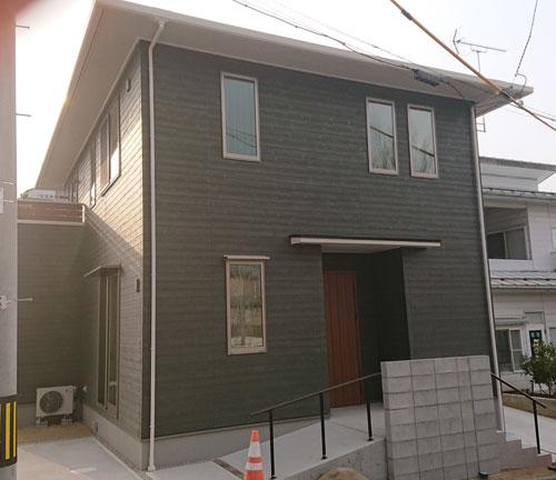 郡山市に3,000万円台の家を建てた(住友林業)