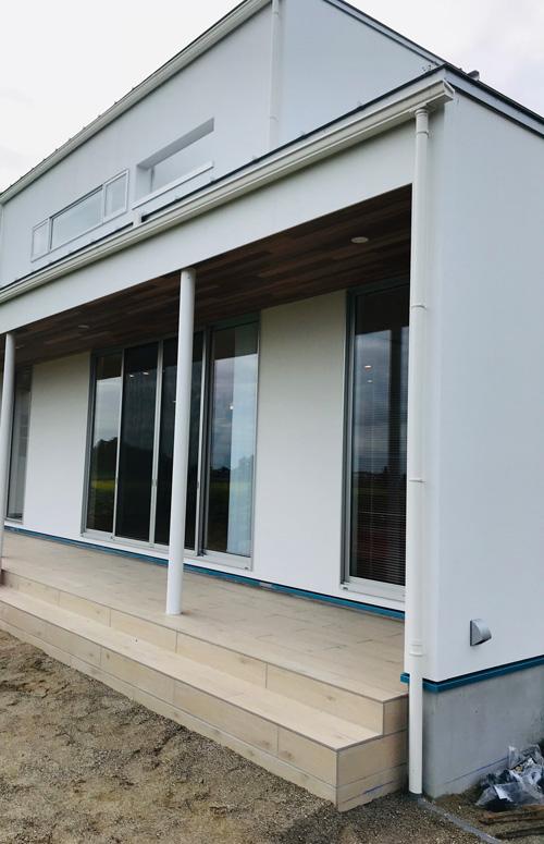 本宮市に2600万円の家を購入(ラポルト)