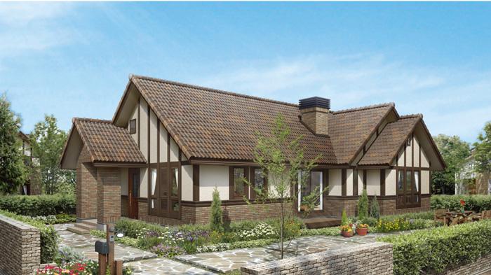 クレバリーの平屋住宅の特徴