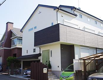 二世帯住宅(ハッピーハーモニー)の特徴