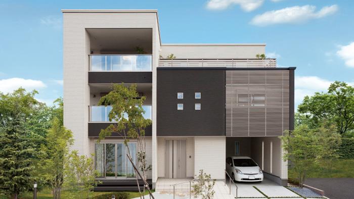 木望の家の特徴