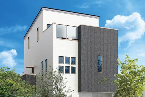 三階建住宅スプリームの特徴