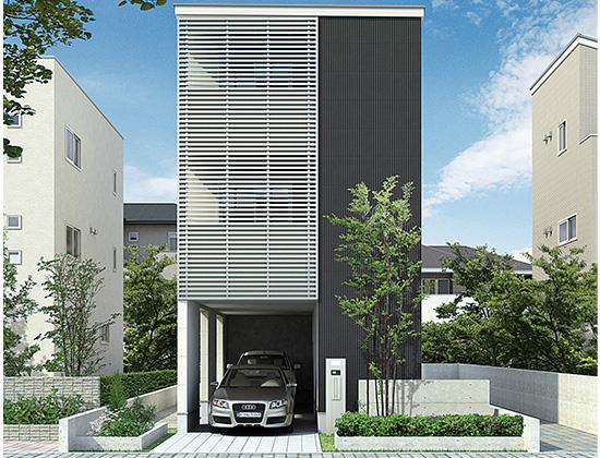 3階建ての家Tsu・do・i(つどい)の特徴