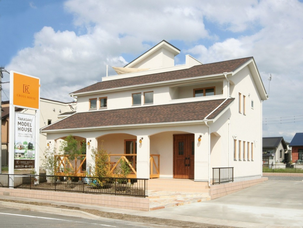 CROSS HOUSE(伊勢崎市)
