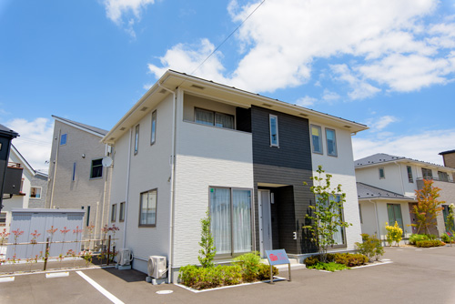 日本住宅(盛岡市)