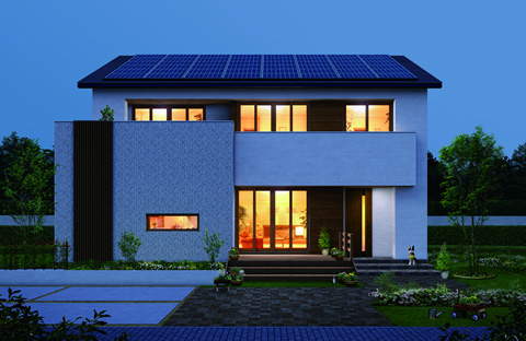 極暖の家の坪単価と商品の特徴
